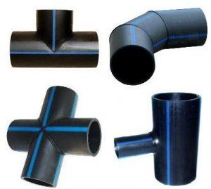 Сегментные фитинги пнд трубы из полиэтилена